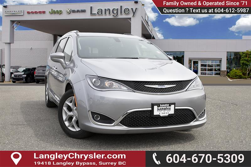 2018 Chrysler Pacifica Touring-L Plus #EE908800