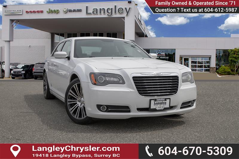 2013 Chrysler 300 S #J295827AAA