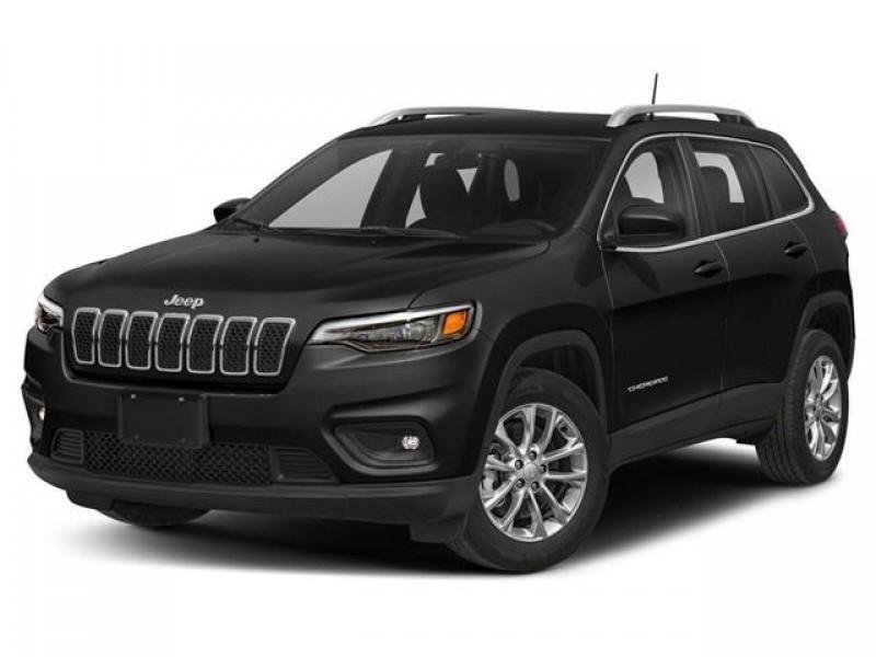 2019 Jeep Cherokee Sport #K450360