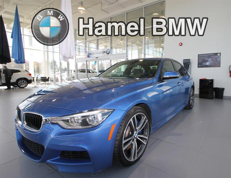 2016 BMW 3 Series 4dr Sdn 340i xDrive AWD #U19-087