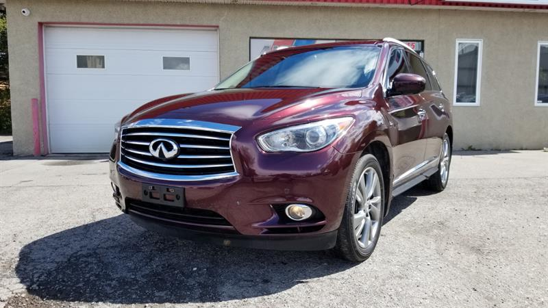 Infiniti Qx60 2015 DELUXE - THEATER TECH PKG-7 PASS #6415