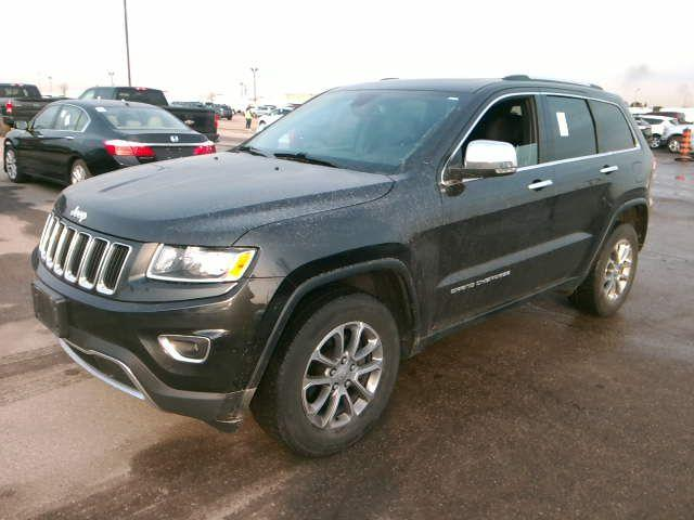 2016 Jeep Grand Cherokee 4WD 4dr Limited TOIT OUVRANT MAGS CUIR #UD5340