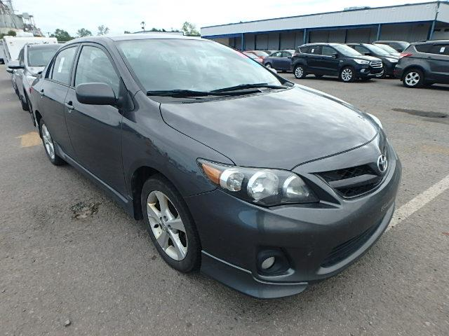Toyota Corolla 2013 4dr Sdn S + MAGS + A/C + GR.ELEC #UD5337