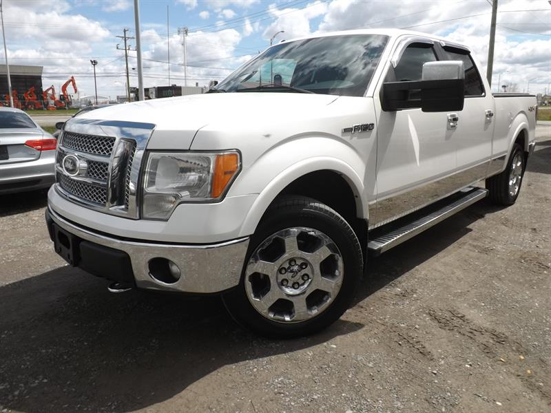 2012 Ford F-150 4WD SuperCrew NAV CAM. #955136