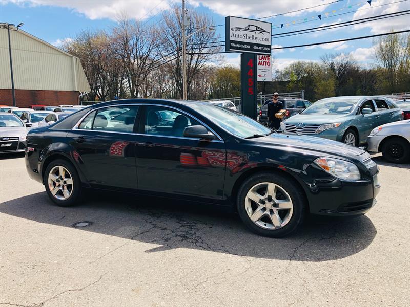 Chevrolet Malibu 2011 30$* par semaine/Financement #5617-2