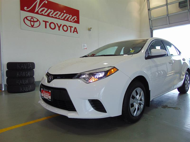 2015 Toyota Corolla CE #20989AX