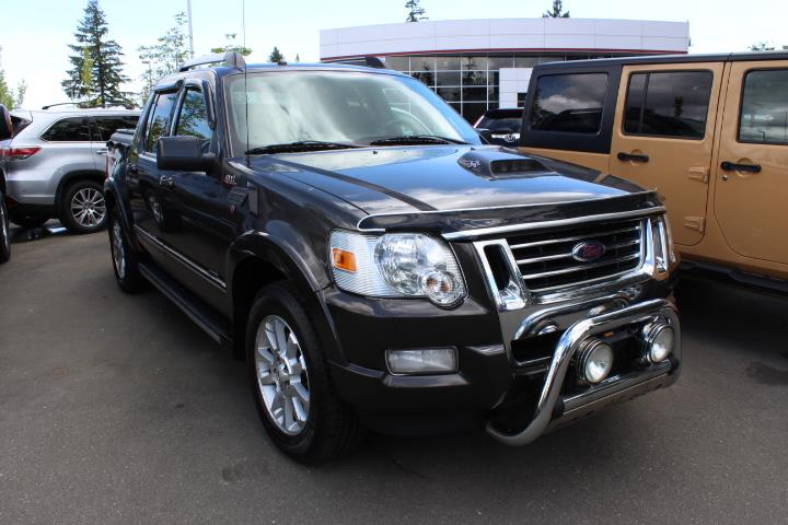 2007 Ford Explorer Sport Trac 4WD 4dr 4.0L Limited #12402A