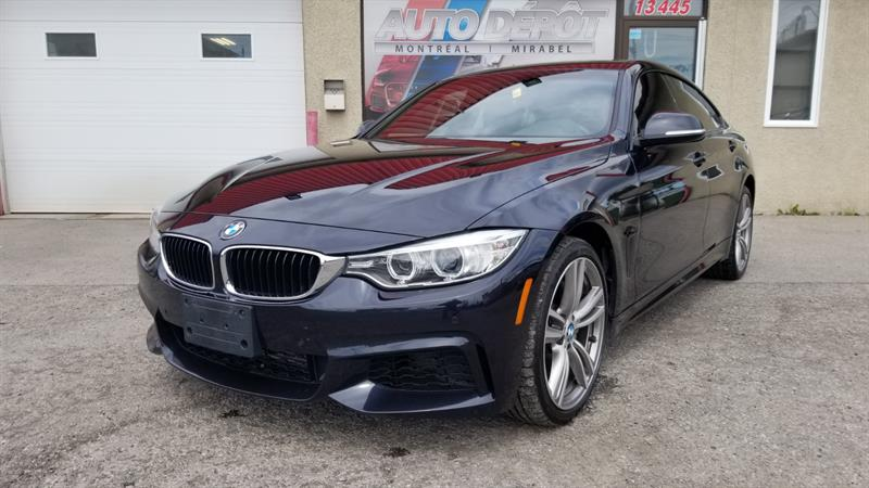 BMW 4 Series 2015 435i GRAN COUPE, XDRIVE, M PACKAGE #6412