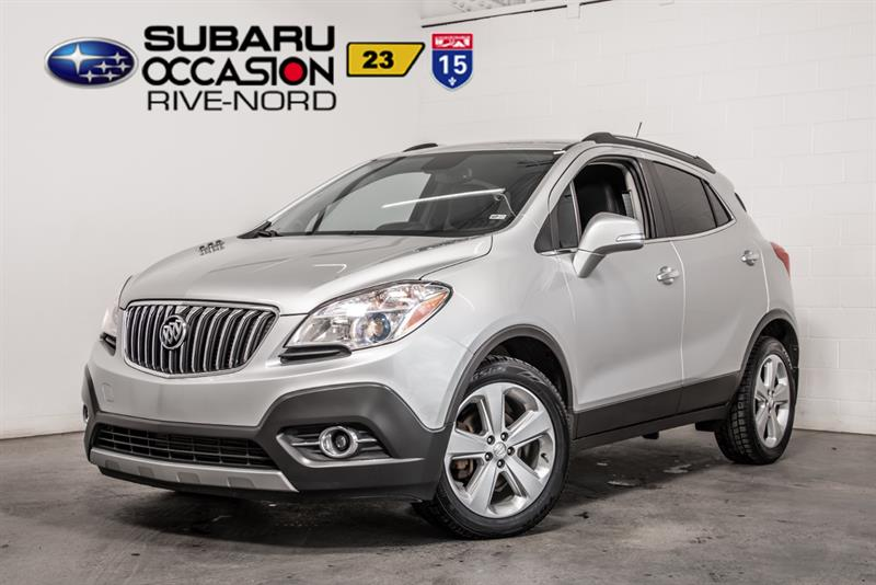 Buick Encore 2016 Convenience BLUETOOTH+CAM.RECUL+MAGS #J943891