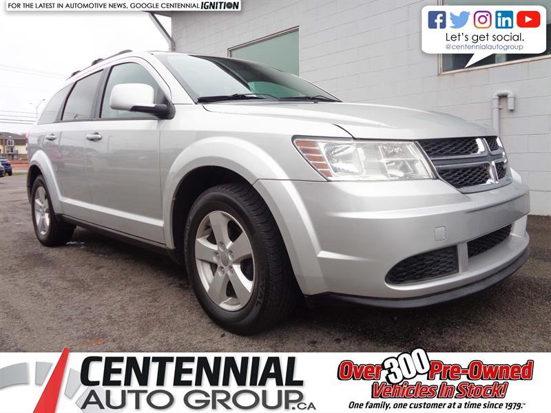 2012 Dodge Journey SE Plus | FWD | A/C | Bluetooth #P19-072