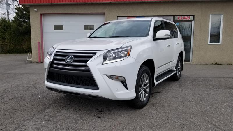 Lexus GX 460 2016 4WD TECH PACK #6134