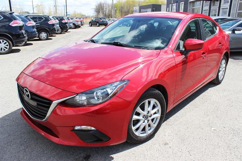 Mazda Mazda3 2015 Sdn GS  #5111