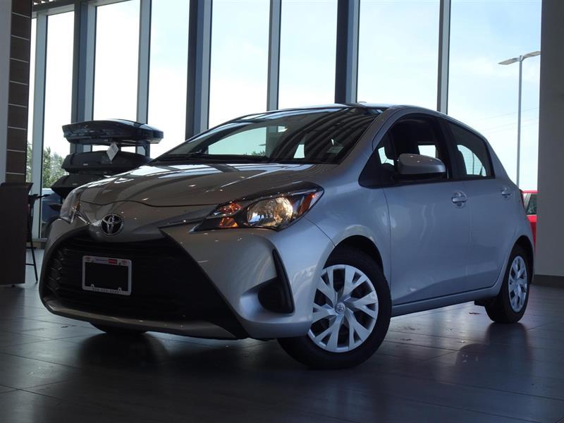 2018 Toyota Yaris LE #P6708T