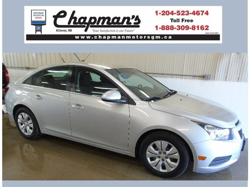 2012 Chevrolet Cruze LT, Bluetooth, Remote Start, USB #K-003B