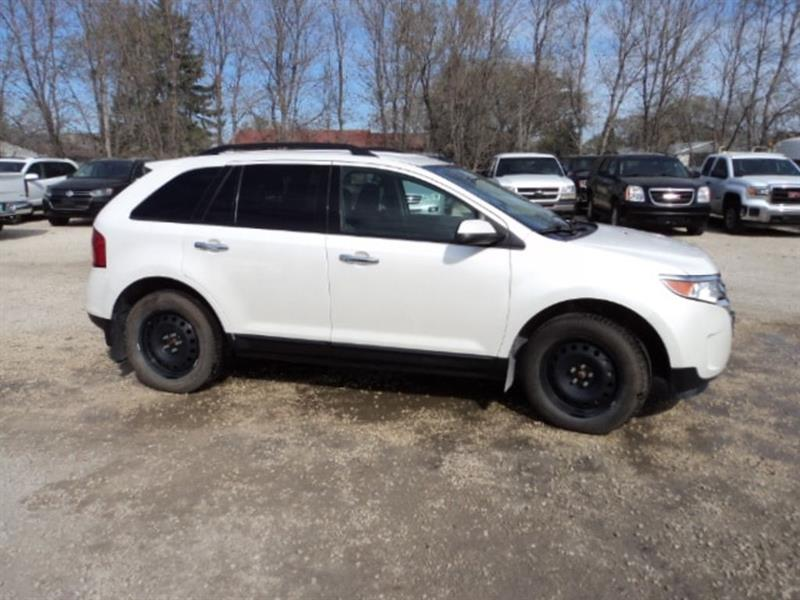 2011 Ford EDGE SEL AWD MUST GO