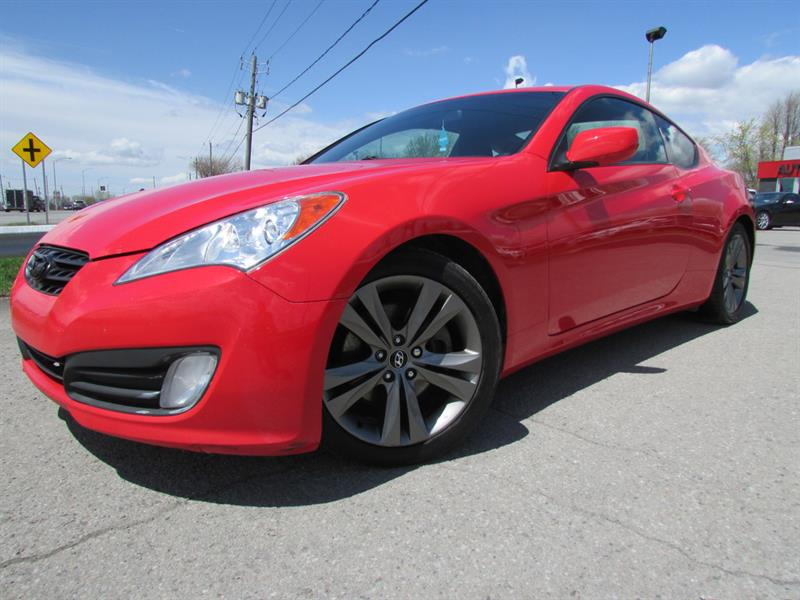 Hyundai Genesis Coupe 2010 2.0T A/C CRUISE BLUETOOTH MAGS!!! #4466