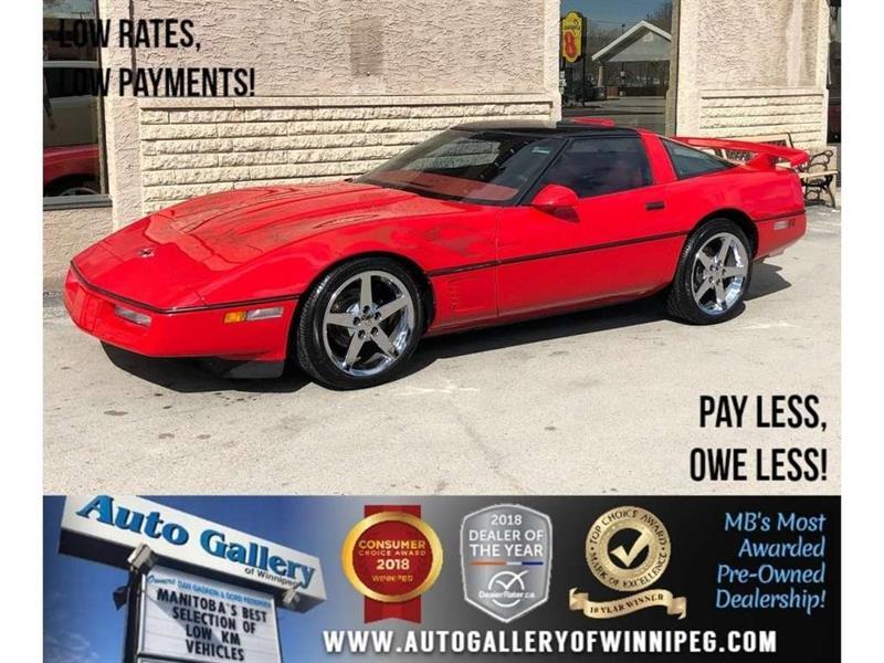 1987 Chevrolet Corvette C4 Z52 *Fully Custom/Supercharged! #23911