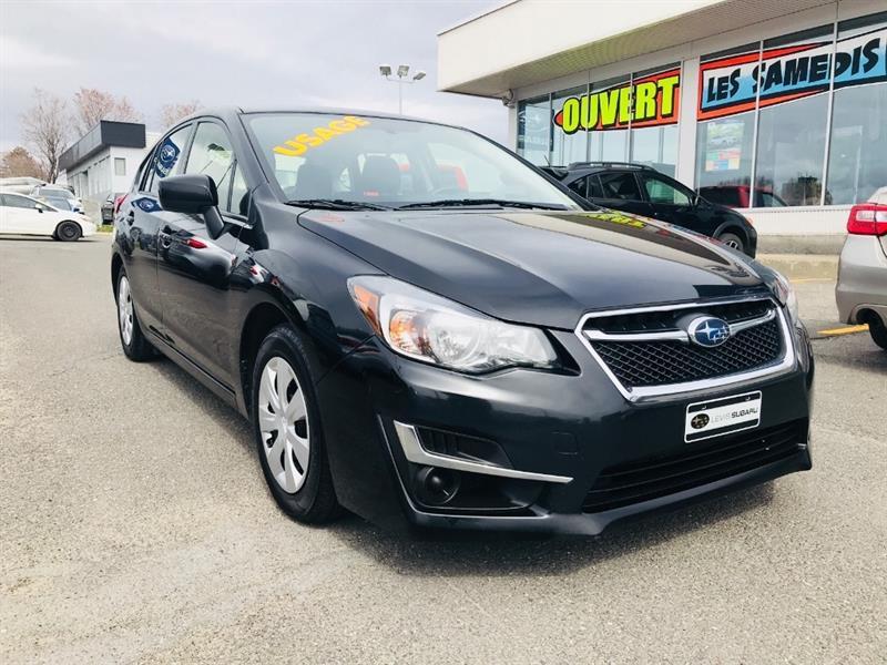 Subaru Impreza 2016 2.0i #15960a