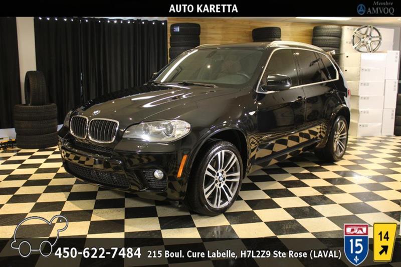 BMW X5 2013 X5 35I XDRIVE, M PACK, PANO, NAVI, XENON, CAMERA #AS9085