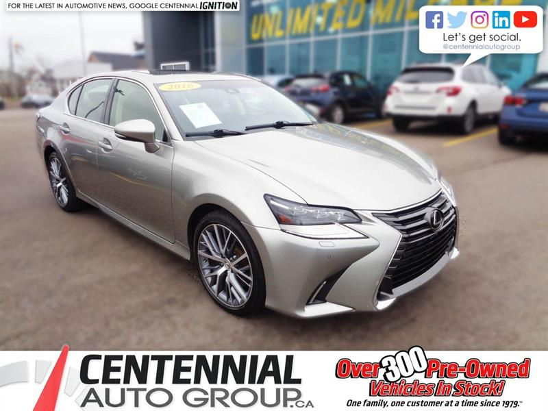 2016 Lexus GS 350 BASE #U1202