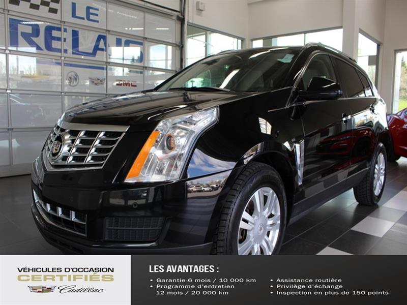 Cadillac SRX 2015 AWD 4dr Luxury #92166