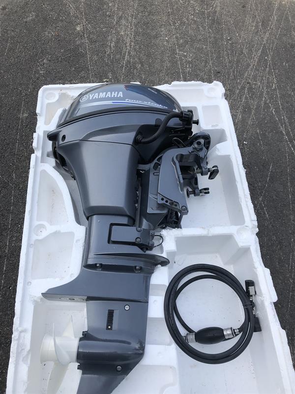 Yamaha 8 2018