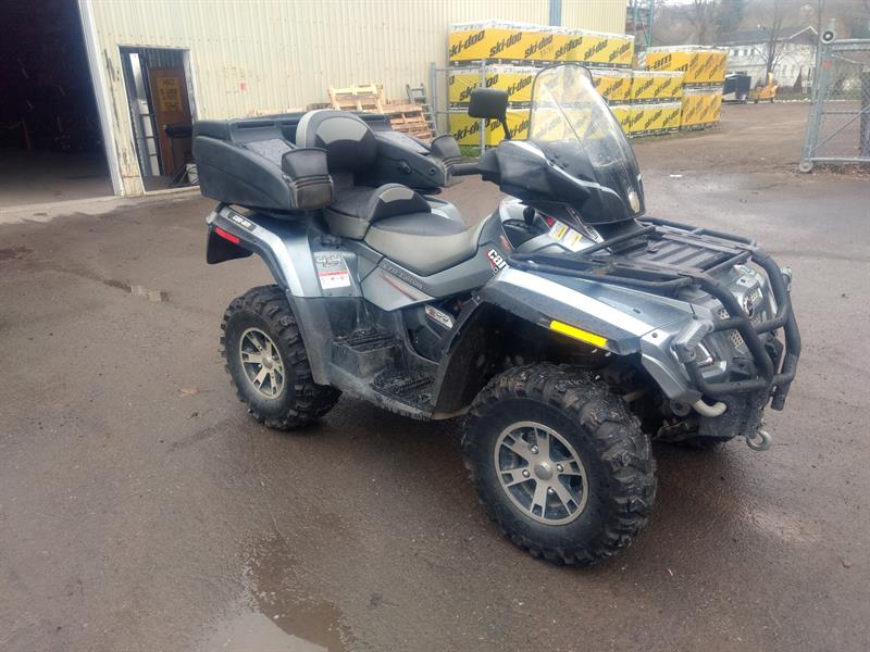Can-am Outlander max 800 LTD 2008