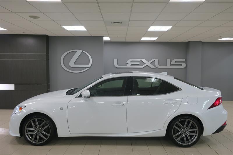 Lexus IS 300 2016 F SPORT 3 AWD GPS  #15286A