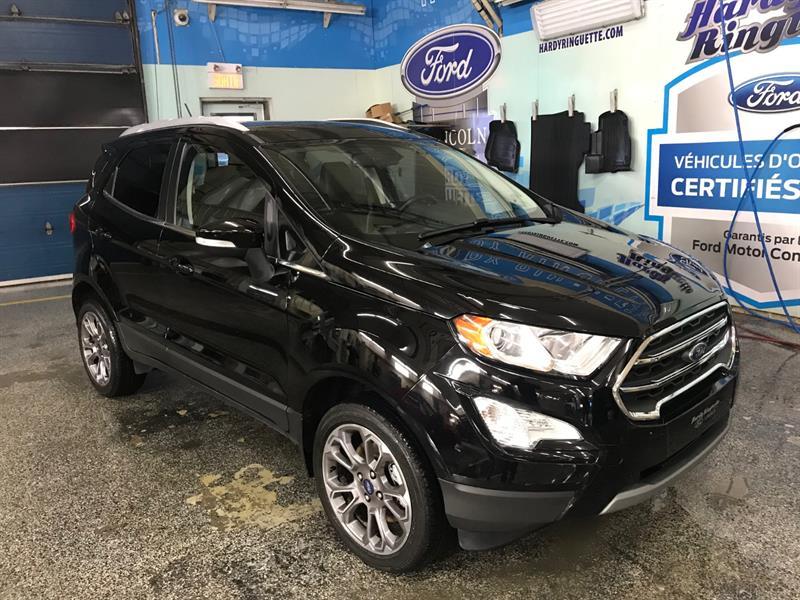 Ford EcoSport 2018 Titanium 4WD #31749A