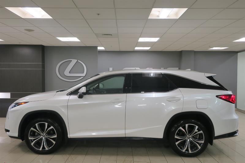 Lexus Rx 2018 RX 350L 7 PASSAGERS GPS #600797