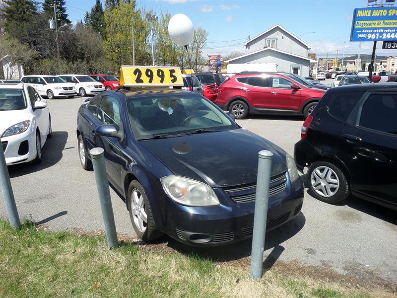 2008 Chevrolet Cobalt 2dr Cpe LT w-1SA #m5487