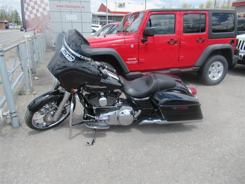 Harley Davidson FLHXS 2015 #7643