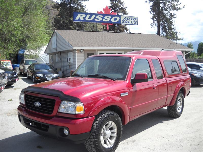 2008 Ford Ranger SUPERCAB, 4X4 #3389