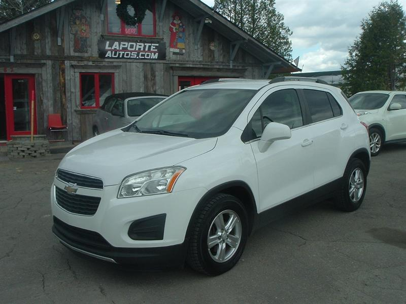 Chevrolet Trax 2014 1lt #5773