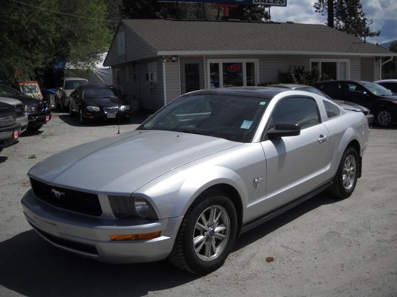 2009 Ford Mustang ....SOLD.... #3407