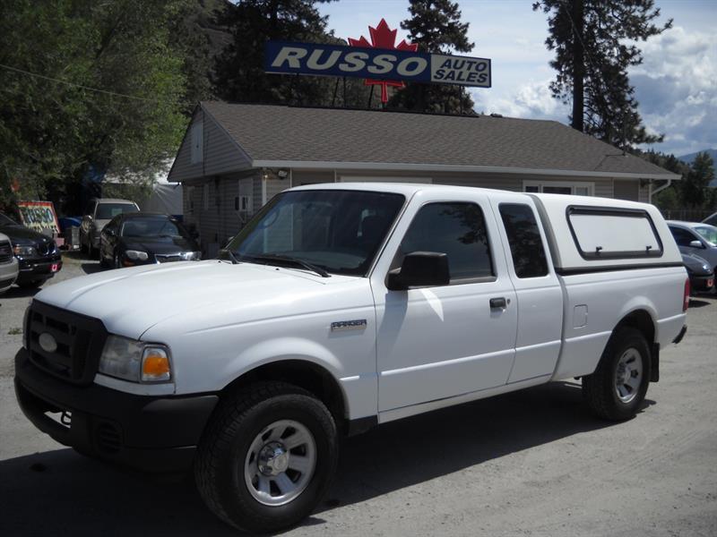 2008 Ford Ranger XL SUPERCAB