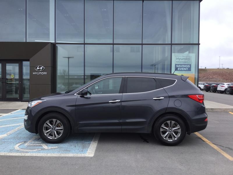 2016 Hyundai Santa Fe Sport 2.4 Premium #KO8002A