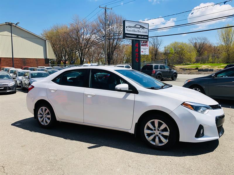 Toyota Corolla 2014 36$* par semaine/Financement #5561-2