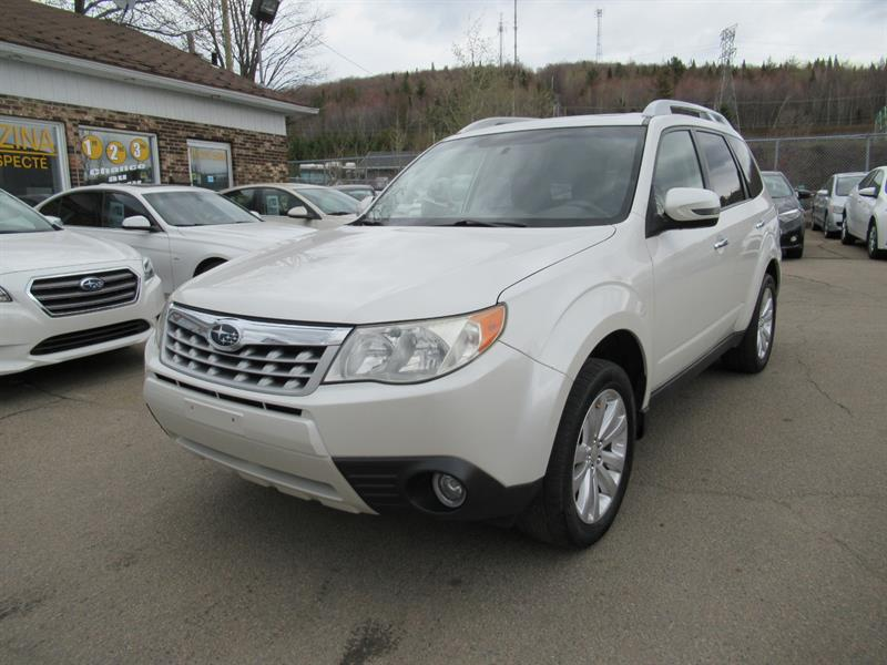 Subaru Forester 2012 2.5X Touring #19-189