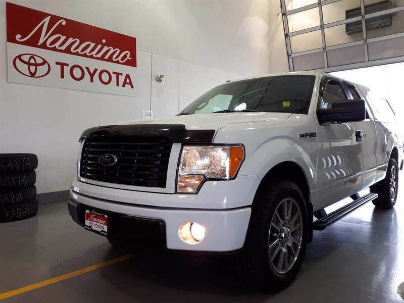 2014 Ford F-150 2WD SuperCab 145 STX Sport 6-Passenger #20675BO