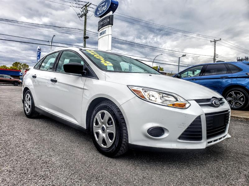 Ford Focus 2014 NOUVELLE ARRIVAGE ** BAS KM ** CLEAN #90398b