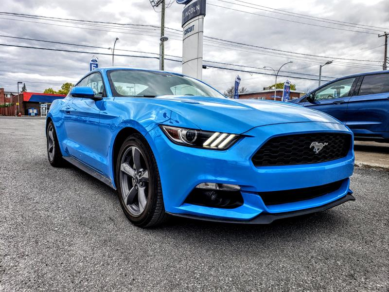 Ford Mustang 2017 V6 ** COUPE ** HARD TOP #90889a