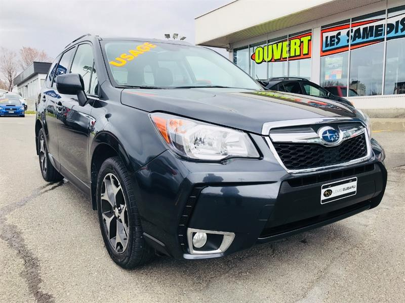 Subaru Forester 2015 2.0XT Touring #15967a