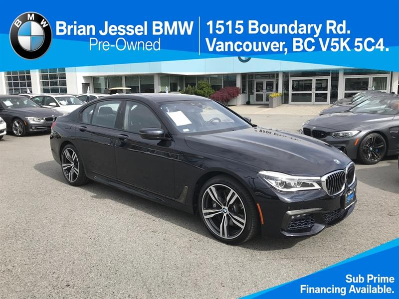 2016 BMW 750i xDrive - #BP8021
