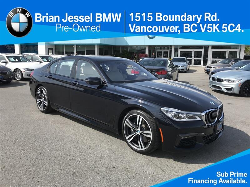 2016 BMW 750i xDrive #BP8023