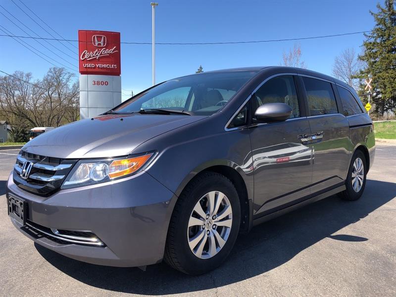 2016 Honda Odyssey EX #23621A
