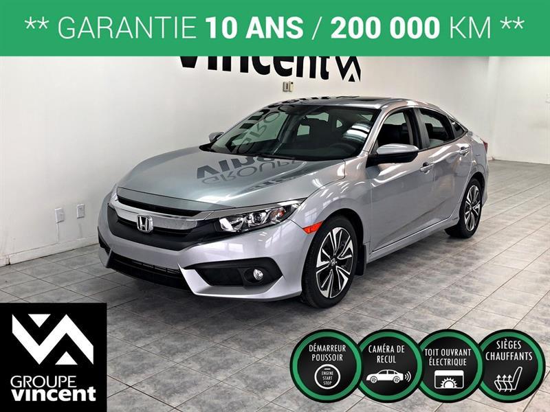 Honda Civic 2018 EX-T **GARANTIE 10 ANS** #C3213H