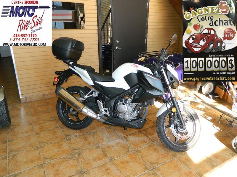 Honda CB 300 FA 2015