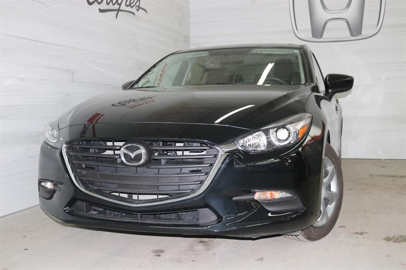 Mazda Mazda3 2018 GX #190868A