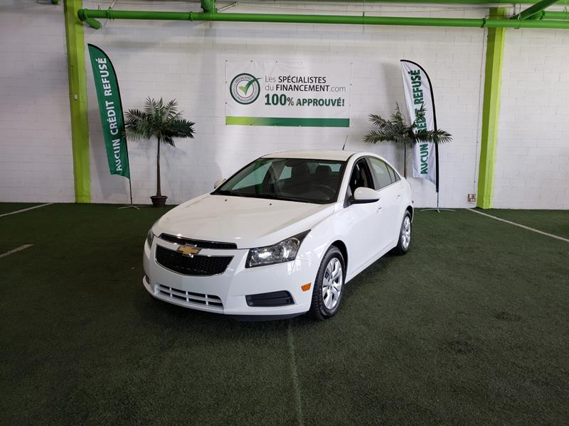 Chevrolet Cruze 2014 1LT #2757-05